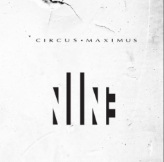 "Circus Maximus ""Nine"" album cover art. 2012"